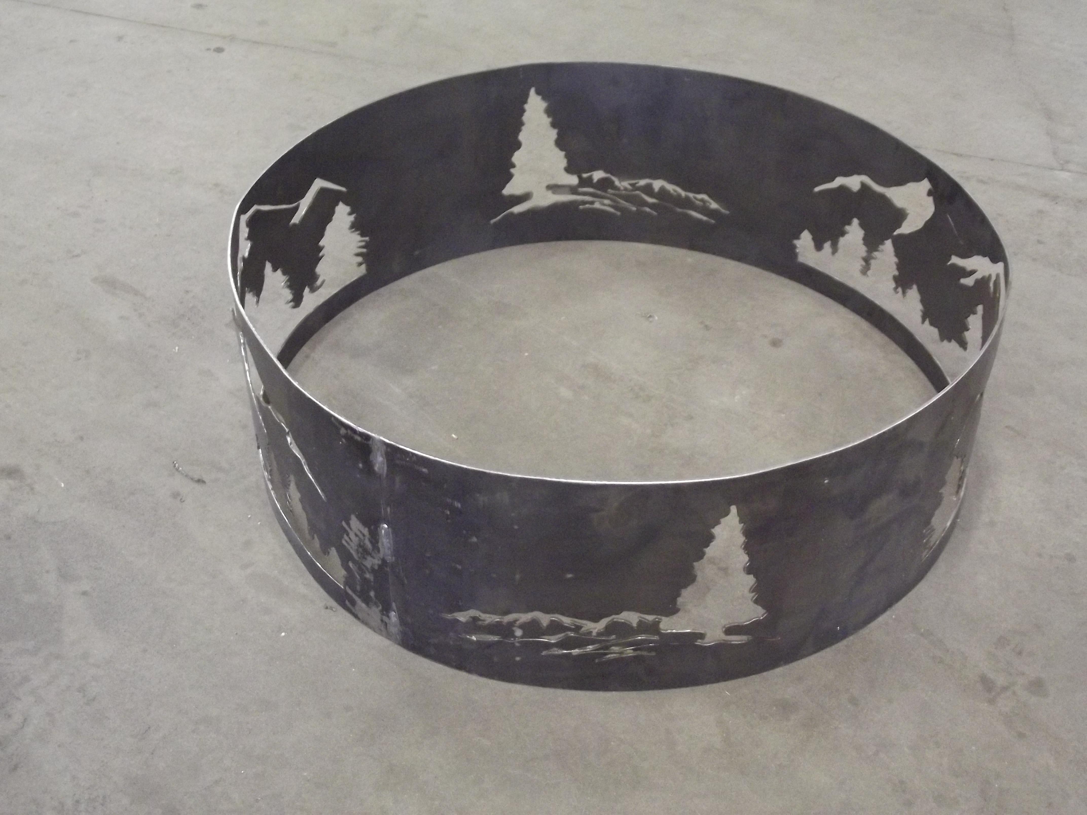 Mountain Fire Ring-2